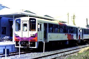 信楽高原鐵道開業時の信楽線