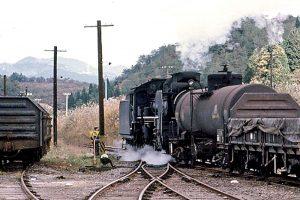 国鉄(蒸機)時代の信楽線
