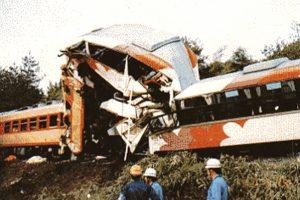 信楽高原鐵道列車衝突事故【平成3年度運輸白書 所載】