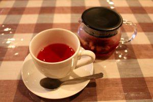 紅茶(フルーツカクテル)