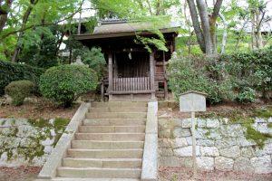十八明神社(ねずみの宮)