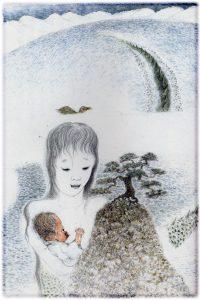 三井の晩鐘物語(1)(『三井の晩鐘』所載)