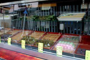 親玉商店の和菓子たち(2)