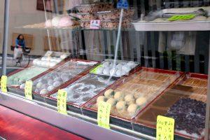 親玉商店の和菓子たち(1)