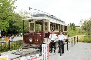 チンチン電車N電27号