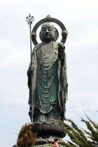 木之本地蔵菩薩大銅像