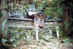 比婆神社本殿