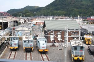近江鉄道ミュージアム鉄道資料館
